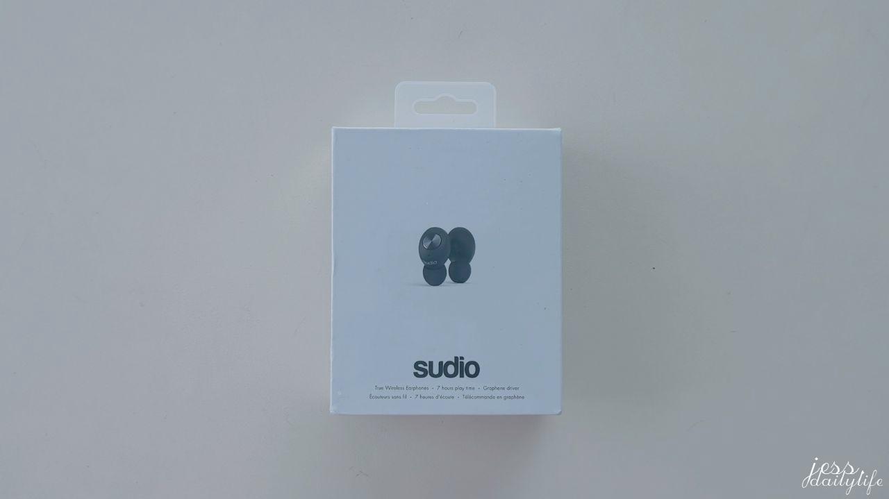 3C耳機丨品味生活就由耳機開始,Sudio Tolv 真無線藍牙耳機